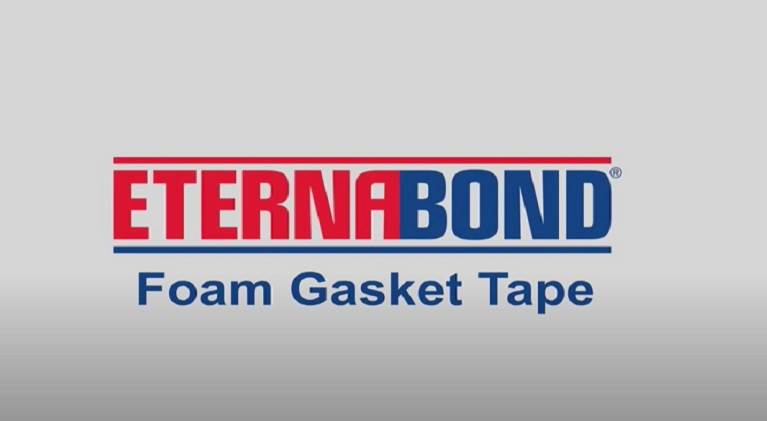 Eternabond Foam Gasket Tape for the transportation industry.